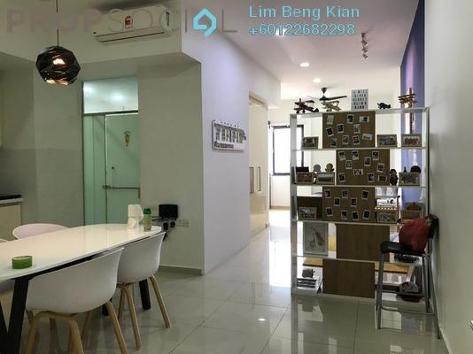 Condominium For Sale in Encorp Strand Residences, Kota Damansara Freehold Fully Furnished 1R/1B 485k