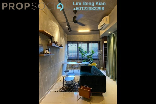 Condominium For Sale in Encorp Strand Residences, Kota Damansara Freehold Fully Furnished 1R/1B 520k
