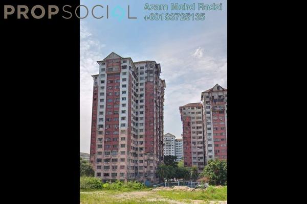 Apartment For Sale in Taman Seri Murni, Selayang Freehold Semi Furnished 3R/2B 180k