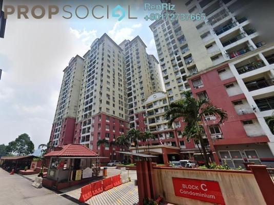 Condominium For Sale in Perdana Selatan, Seri Kembangan Freehold Fully Furnished 3R/2B 310k