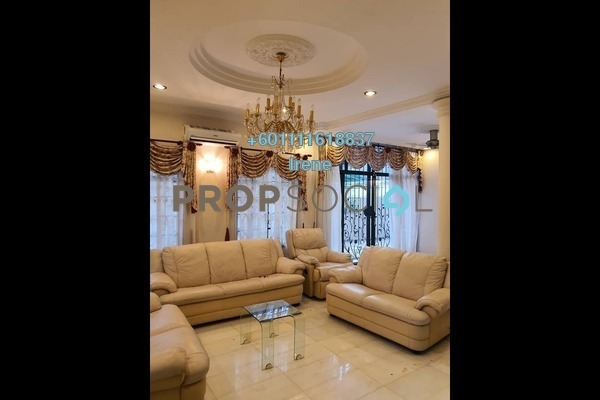 Semi-Detached For Sale in Tiara Kemensah, Kemensah Freehold Fully Furnished 5R/3B 1.5m