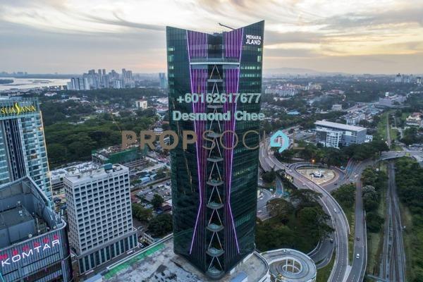 Office For Rent in Menara JLand, Johor Bahru Freehold Fully Furnished 0R/0B 3k