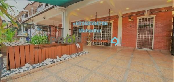 Terrace For Sale in SL11, Bandar Sungai Long Leasehold Semi Furnished 4R/3B 600k