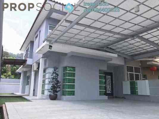 Semi-Detached For Rent in Lorong Lembah Permai, Tanjung Bungah Freehold Fully Furnished 4R/4B 3.5k