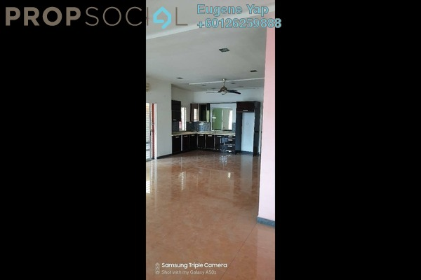 Semi-Detached For Rent in Seri Aman Heights, Sungai Buloh Freehold Unfurnished 4R/3B 3k