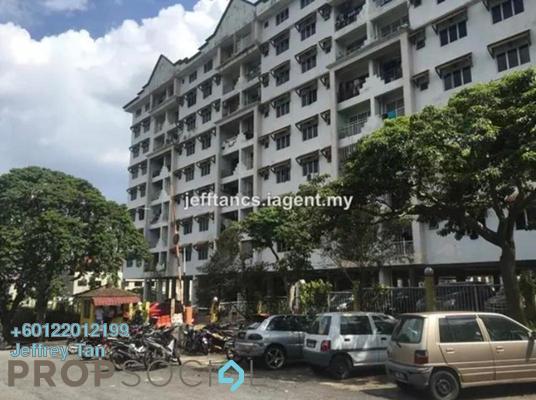 Apartment For Rent in Taman Bukit Mutiara, Kajang Freehold Unfurnished 4R/3B 700translationmissing:en.pricing.unit
