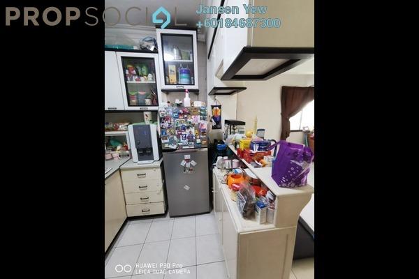 Condominium For Sale in Villa Condominium, Relau Freehold Fully Furnished 3R/2B 330k
