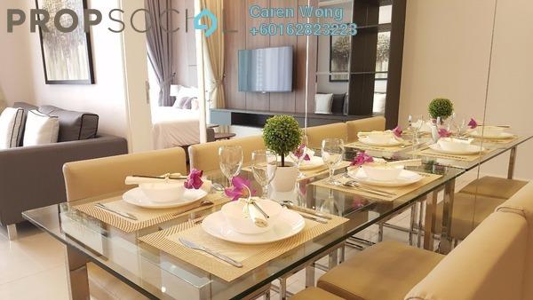 Condominium For Rent in Nadi Bangsar, Bangsar Freehold Fully Furnished 2R/1B 4.3k