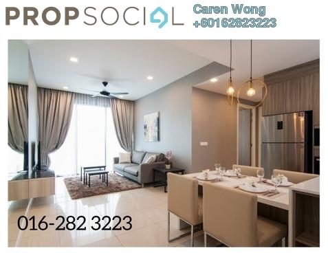 Serviced Residence For Rent in Nadi Bangsar, Bangsar Freehold Fully Furnished 2R/2B 5k