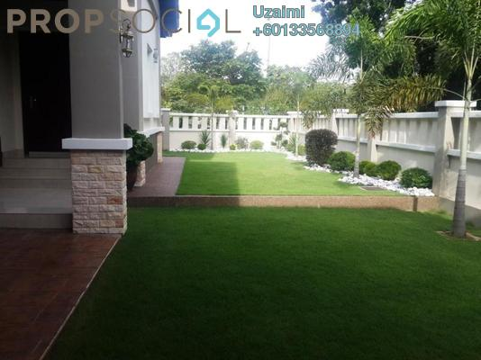 Bungalow For Sale in Section 13, Shah Alam Leasehold Fully Furnished 6R/7B 3.4m