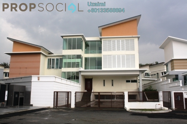 Bungalow For Sale in Section 7, Shah Alam Freehold Unfurnished 7R/8B 5.5m