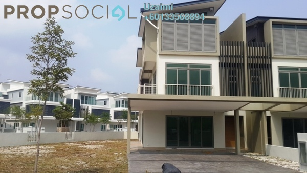 Terrace For Sale in D'Island, Puchong Leasehold Unfurnished 6R/6B 2.9m