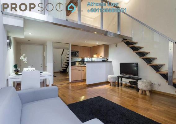 Condominium For Sale in Taman Midah Apartment, Cheras Leasehold Semi Furnished 3R/2B 430k