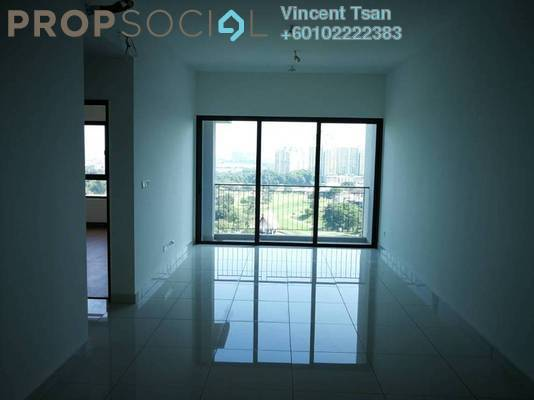 Condominium For Sale in The Link 2 @ Bukit Jalil, Bukit Jalil Freehold Semi Furnished 2R/2B 550k