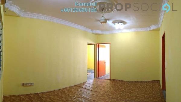 Apartment For Sale in Saville Residence, Old Klang Road Freehold Unfurnished 3R/2B 130k