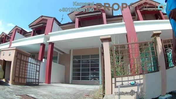 Terrace For Sale in Seri Pristana, Sungai Buloh Freehold Unfurnished 3R/3B 435k