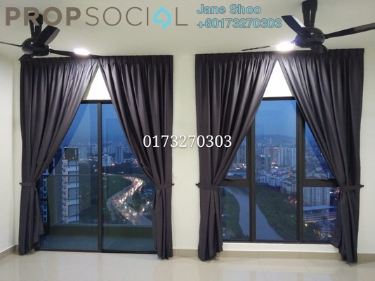 Condominium For Rent in CitiZen, Old Klang Road Freehold Semi Furnished 4R/2B 1.7k