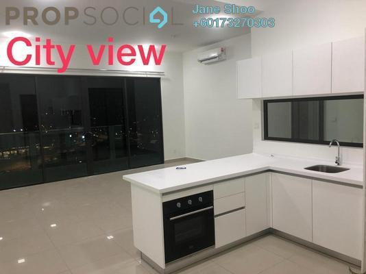 Condominium For Rent in CitiZen, Old Klang Road Freehold Unfurnished 4R/2B 2k