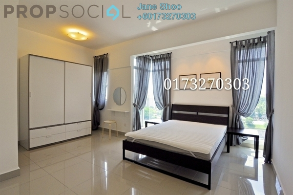 Condominium For Rent in Kiara Residence 2, Bukit Jalil Freehold Fully Furnished 4R/3B 2.6k