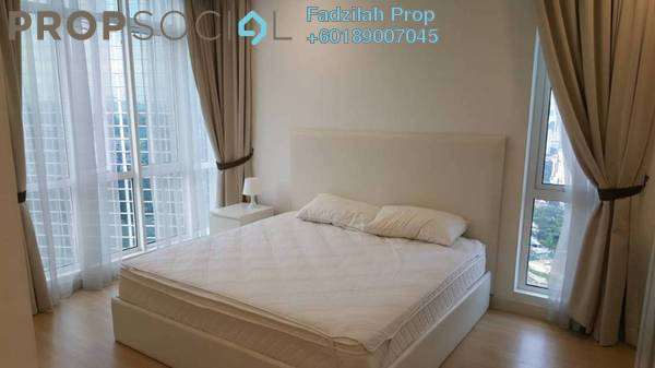 Condominium For Rent in Camellia, Bangsar South Freehold Fully Furnished 3R/2B 4.5k