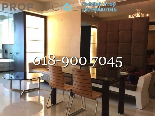 Condominium For Rent in Chelsea, Sri Hartamas Freehold Fully Furnished 1R/1B 1.9k