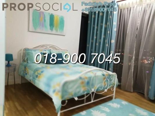 Condominium For Rent in Reflection Residences, Mutiara Damansara Freehold Fully Furnished 2R/2B 3.2k