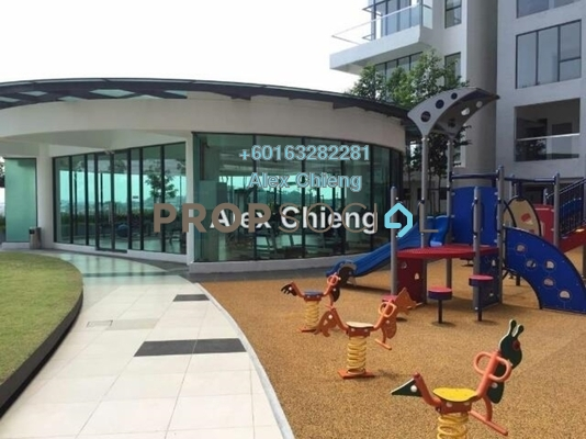 Serviced Residence For Rent in You Vista @ You City, Batu 9 Cheras Freehold Semi Furnished 1R/1B 1.25k