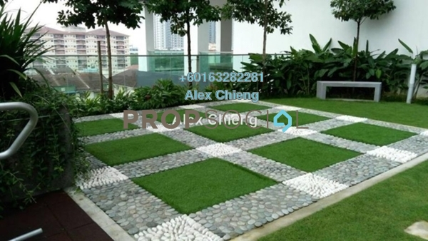 Condominium For Rent in D'Aman Residences, Puchong Leasehold Semi Furnished 3R/2B 1k