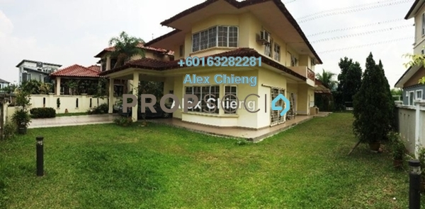 Land For Sale in Section 8, Shah Alam Leasehold Semi Furnished 5R/4B 1.8m