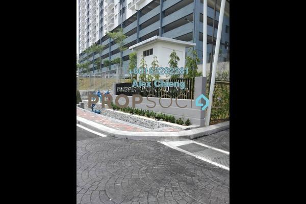 Condominium For Sale in Taman Puncak Saujana, Kajang Freehold Semi Furnished 3R/2B 330k