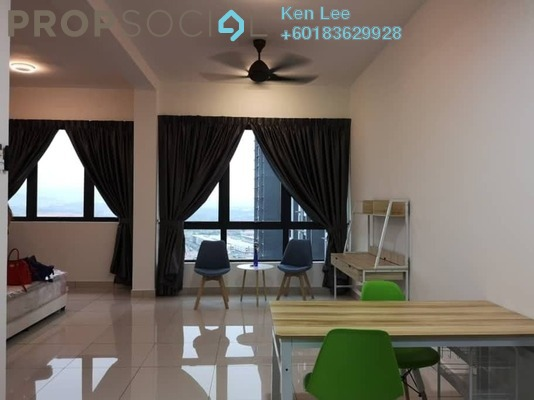 Serviced Residence For Rent in Kiara Plaza, Semenyih Freehold Fully Furnished 1R/1B 1.1k