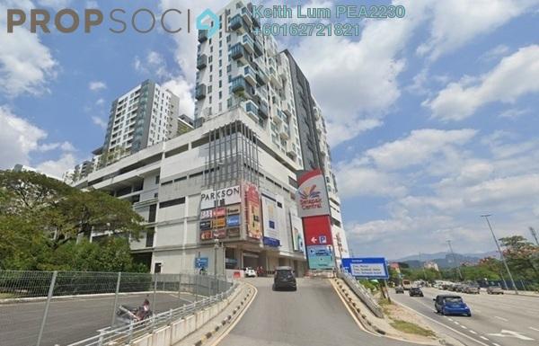 Condominium For Sale in ZetaPark, Setapak Freehold Semi Furnished 1R/1B 400k