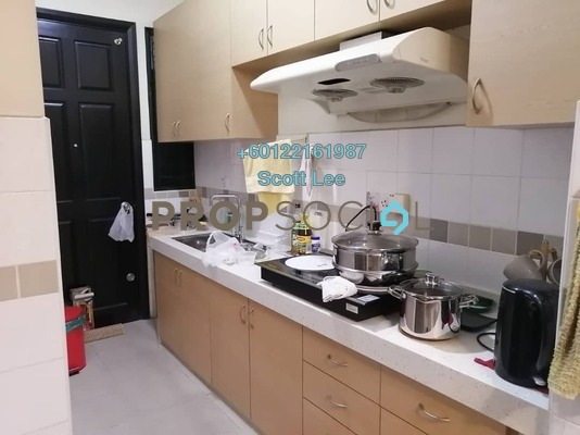 Terrace For Sale in Nadia, Desa ParkCity Freehold Semi Furnished 3R/3B 1.89m