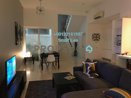Terrace For Sale in Amelia, Desa ParkCity Freehold Semi Furnished 3R/4B 2.2m