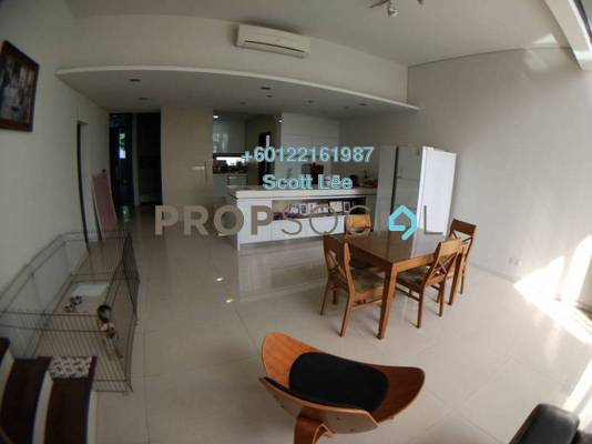 Terrace For Sale in Casaman, Desa ParkCity Freehold Semi Furnished 4R/5B 3.48m