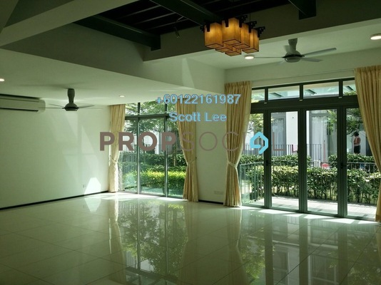 Terrace For Sale in The Breezeway, Desa ParkCity Freehold Semi Furnished 3R/5B 2.85m