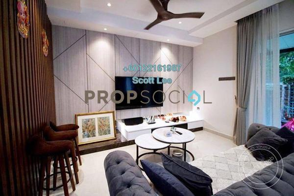 Terrace For Sale in Adiva, Desa ParkCity Freehold Semi Furnished 3R/3B 2.18m