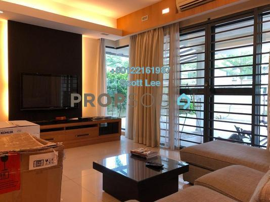 Terrace For Sale in SouthLake, Desa ParkCity Freehold Semi Furnished 5R/5B 3.48m