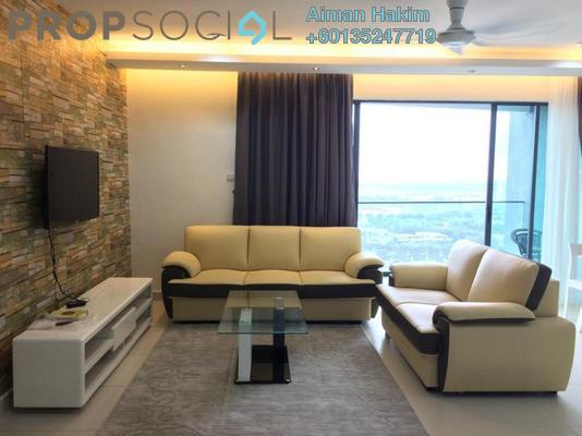 Condominium For Rent in Cristal Residence, Cyberjaya Freehold Fully Furnished 3R/2B 2.5k
