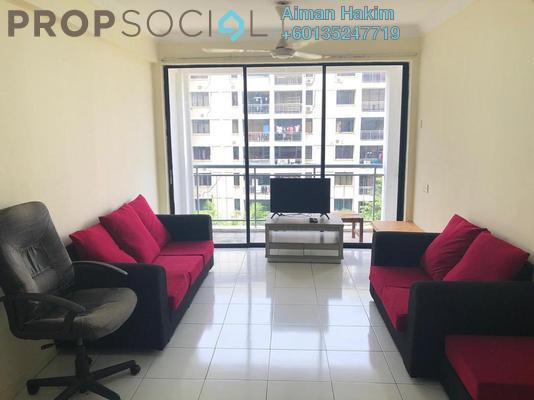Apartment For Rent in Cyberia SmartHomes, Cyberjaya Freehold Fully Furnished 3R/2B 1.2k