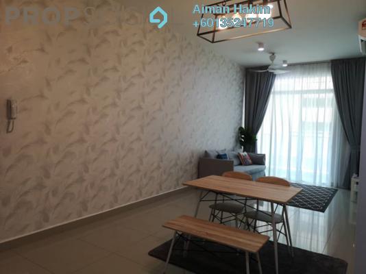 Condominium For Rent in Mutiara Ville, Cyberjaya Freehold Fully Furnished 3R/2B 1.5k