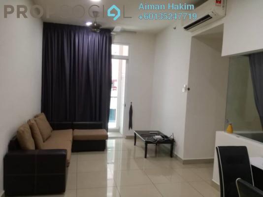 Condominium For Rent in Mutiara Ville, Cyberjaya Freehold Fully Furnished 3R/2B 1.7k
