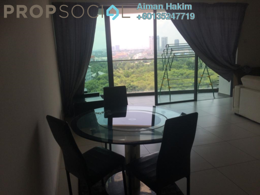 Condominium For Rent in Cristal Residence, Cyberjaya Freehold Fully Furnished 4R/2B 2.2k