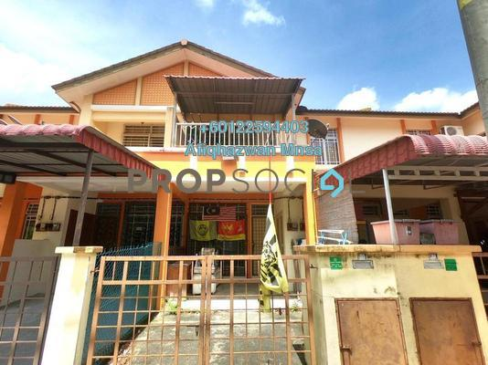 Townhouse For Sale in Seri Pristana, Sungai Buloh Freehold Semi Furnished 3R/2B 290k