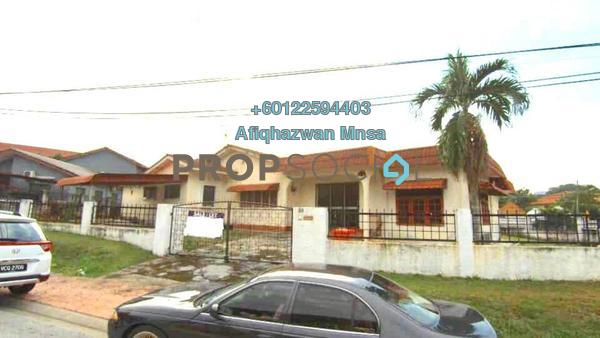 Bungalow For Sale in Section 3, Petaling Jaya Leasehold Semi Furnished 5R/3B 1.35m
