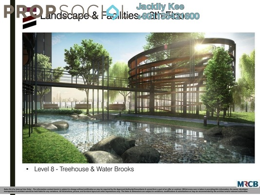 Condominium For Sale in Tria Residences @ 9 Seputeh, Old Klang Road Freehold Fully Furnished 4R/5B 1.45m