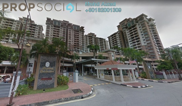 Condominium For Rent in Ampang Boulevard, Ampang Freehold Fully Furnished 3R/2B 1.9k