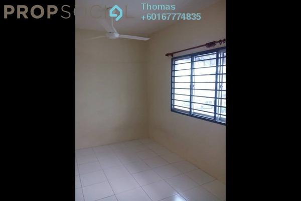 Apartment For Rent in Pangsapuri Damai Utama, Puchong Freehold Unfurnished 3R/2B 750translationmissing:en.pricing.unit