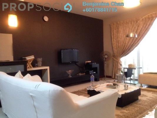 Condominium For Rent in Vista Kiara, Mont Kiara Freehold Fully Furnished 3R/2B 2.2k