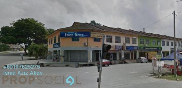 Shop For Sale in Bandar Seremban Selatan, Senawang Freehold Semi Furnished 0R/0B 540k